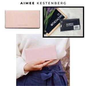 Just In!NWT Aimee Kestenberg Marietta Flat Wallet